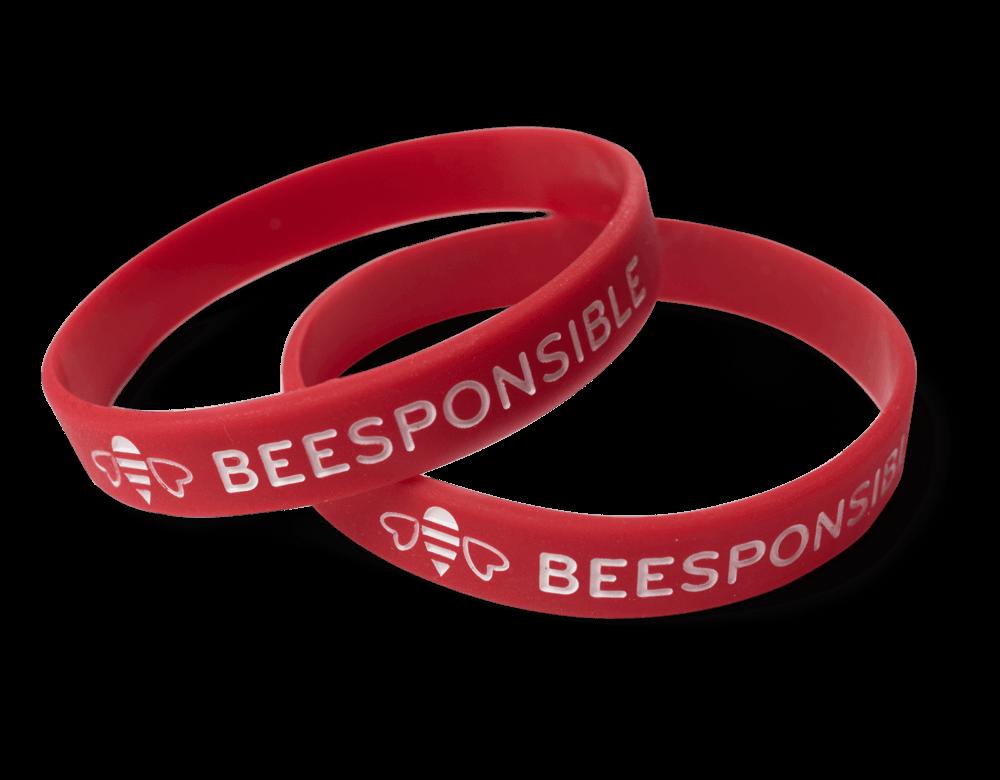 Beesponsible Bracelets