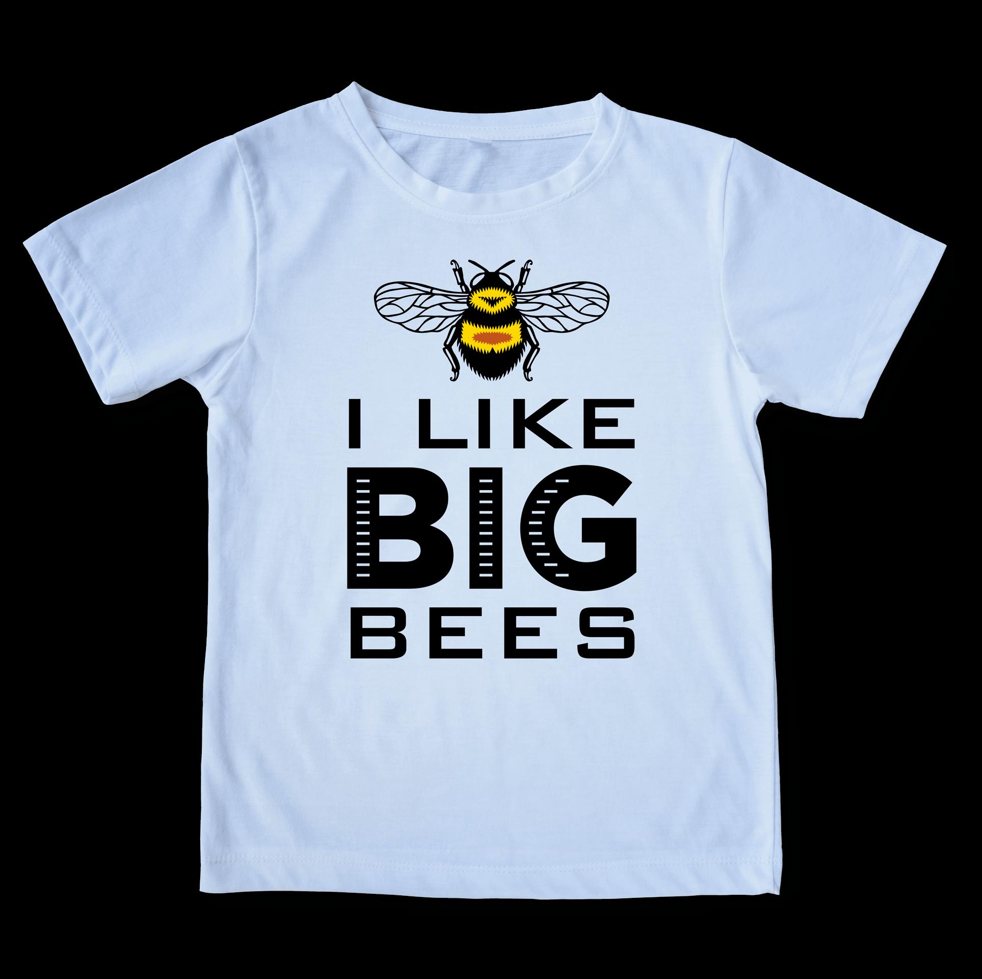 df4f47de I LIKE BIG BEES T-SHIRT | Beesponsible